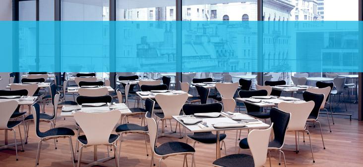 Am nagement de restaurant collectif made in design pro for Restaurant collectif