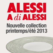 Alessi : nouvelle collection Printemps/été 2013