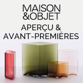 Salon Maison & Objet : aperçu & avant-premières (Chut !)