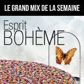 Le Grand Mix de la semaine : lesprit bohme envahit nos intrieurs