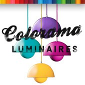 Colorama luminaires : jouez avec la lumire... et la couleur !