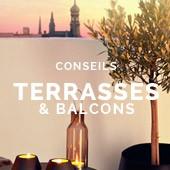 Terrasses & Balcons : Optimisez tous vos m²