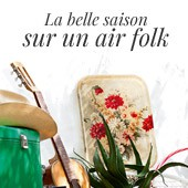 La belle saison sur un air folk