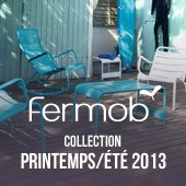 Fermob Forever : Collection Printemps/t 2013