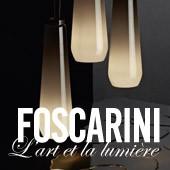 Foscarini : l'Art et la Lumière