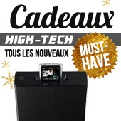 Dcouvrez le must-have des cadeaux high-tech !