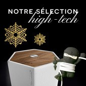 Notre sélection high-tech pour Noël