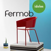 Fermob Idoles : de grands noms au service d'une grande collection