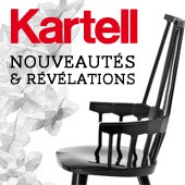 Kartell : Catalogue dicnes !