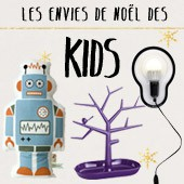 Une slection 100% design pour cultiver l'imaginaire de vos enfants