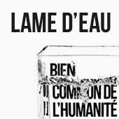 La Fondation France Libertés, Philippe Starck & Made In Design Éditions présentent LAME D'EAU