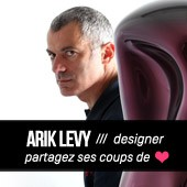 Dcouvrez les coups de cur de Arik Levy