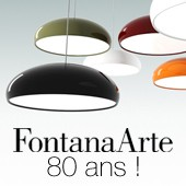 Dcouvrez les pices cultes du design de Fontana Arte !