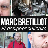 La slection design de Marc Bretillot, designer culinaire
