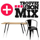 Trouvez le bon mix