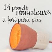 14 projets novateurs à fort parti prix