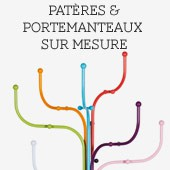 Patres & portemanteaux  sur mesure