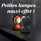 Petites lampes maxi effet ! Nouveauts & pices incontournables
