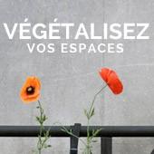 Végétalisez vos espaces