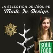 La sélection de cadeaux pour Noël de l'équipe Made In Design