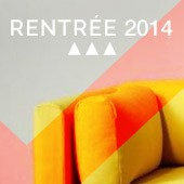 La rentrée 2014 sur Made In Design