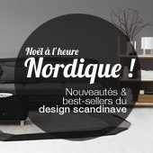 Nol  l'heure nordique ! Nouveaut & best-sellers du design scandinave