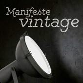 Manifeste vintage : l'esprit fifties atout prix