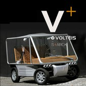 Voltéis by Philippe Starck