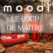 Moooi, la palme du Salon de Milan 2013