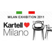 Milan exhibition 2011 - Kartell