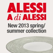 Alessi : New  2013 Spring/Summer collection