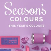 Season colours : This years colours