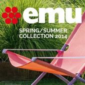 Emu 2014 collection: colour & orginality