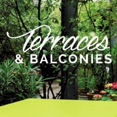 Hints from our editorial team: terraces and balconies