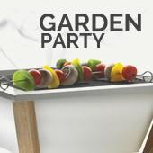 Garden-party : Our summer selection
