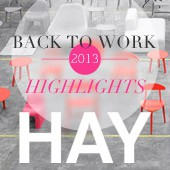 Back to work 2013 : Update on major brands - Hay
