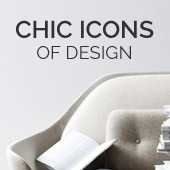 Chic Icons of Design :  Enter into the legend