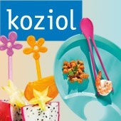 A cheerful and colourful world with Koziol new products