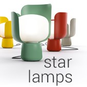 Star lamps: Discover the selection
