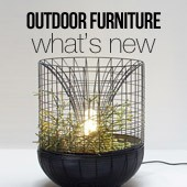 Outdoor furniture - What's new