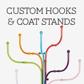 Custom Hooks & Coat stands