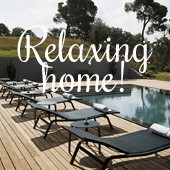 Escape to a relaxing