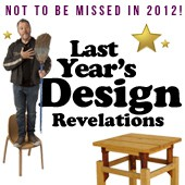 Back to 2012's design revelations + sales: up to -50%