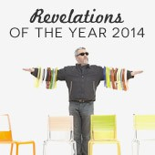 Revelations of the year 2014