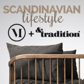 Menu and And Tradition: Scandinavian Lifestyle
