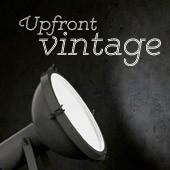 Upfront Vintage : Fifties' spirit