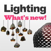 what's new in the lighting world?