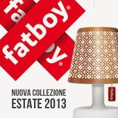 Fatboy: Nuova collezione estate 2013