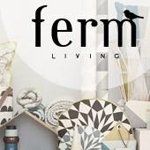 Grande impressione con Ferm Living!