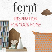 Inspiration for your home: aprite le porte di casa Ferm Living!